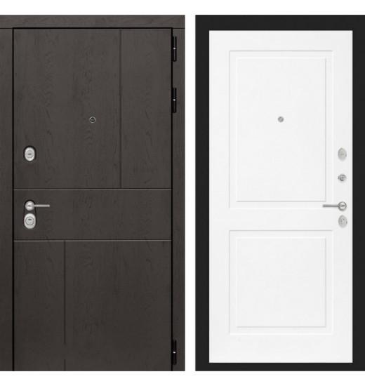 Стальная дверь Рекс Урбан Лайт / ФЛ-117 (Белый софт)