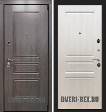 Стальная дверь Рекс Премиум S ФЛ-243 (Лиственница беж)