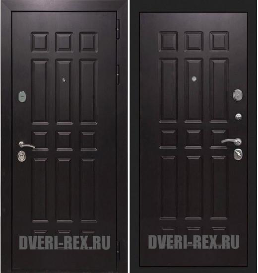 Стальная дверь Рекс Сенатор 3К ФЛ-33 (Венге)