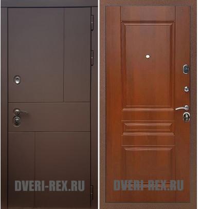 Стальная дверь Рекс Урбан / ФЛ-243 (Орех)