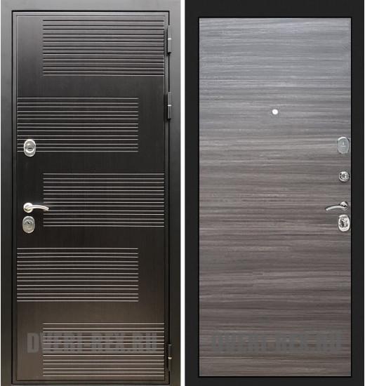 Стальная дверь Рекс Премиум 185 / (Сандал серый)