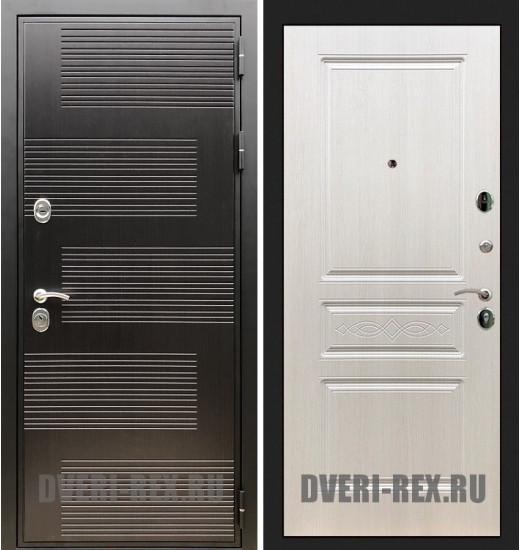 Стальная дверь Рекс Премиум 185 / ФЛ-243 (Лиственница беж)