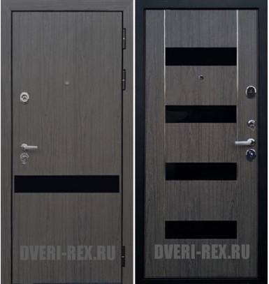 Стальная дверь Рекс Премьер Z-1 (Волкан оак)