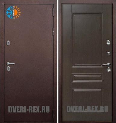 Стальная дверь Рекс с терморазрывом (Алмон 28)