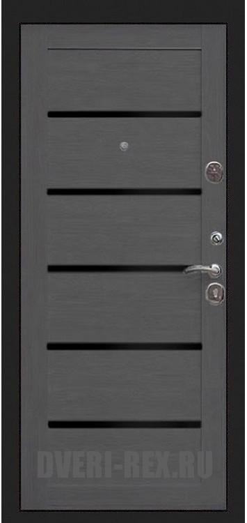 «СБ-14» Лиственница серая (черное) +4500 руб